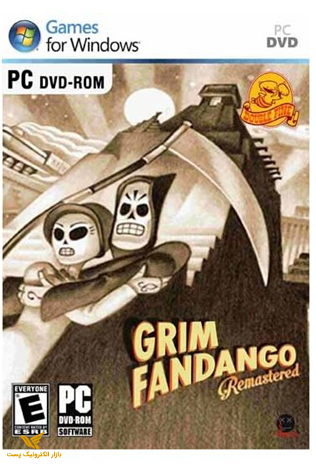 Grim Fandango Remastered pc