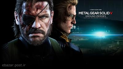METAL GEAR SOLID V:GROUND ZEROES_PC