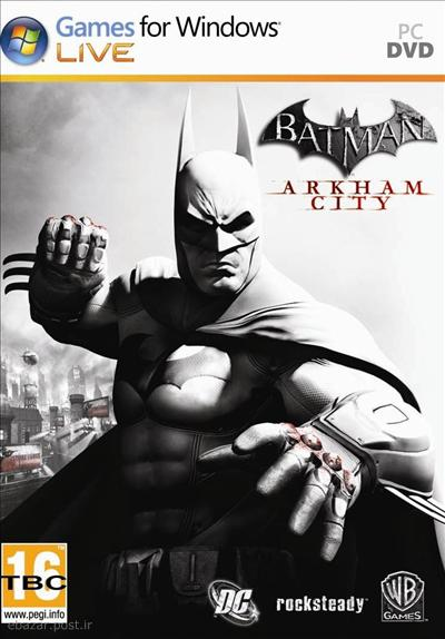فروش بازی: batman arkham city