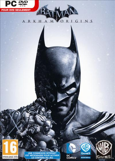 فروش بازی: batman arkham origins