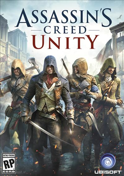 فروش بازی:Assassins creed  unity